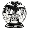 Wonderland Snow Globe 4Runner Patch