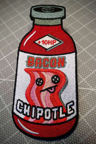 Bacon Chipotle Sauce (Taco Sauce v4)