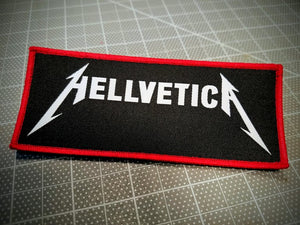 HELLvetica patch