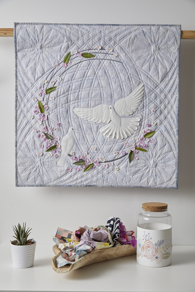 Dove Quilt Pattern Terial Magic
