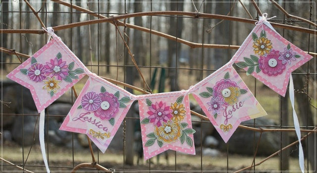 Personalized DIY Birthday Banner