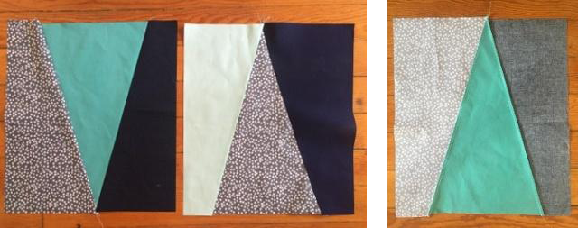 Cool Geometric Pillowcase with Easy Bias & Zipper Sewing!