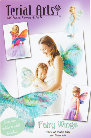 Terial Magic Fairy Wings Pattern
