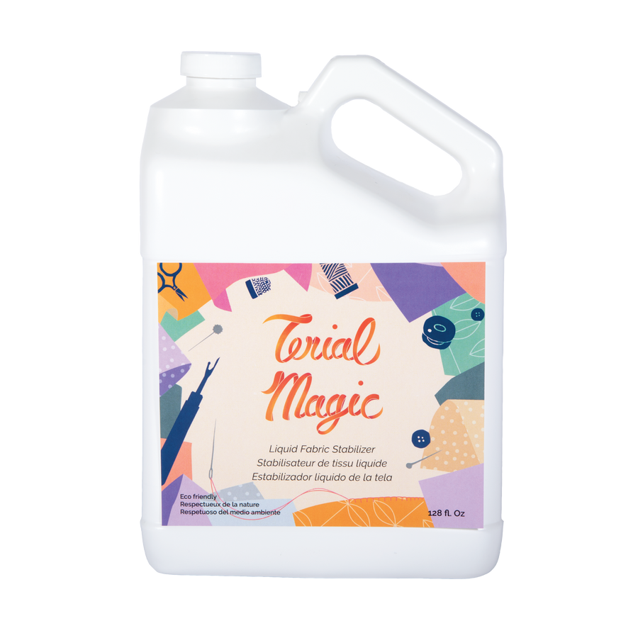 Gallon Terial Magic
