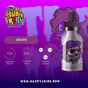 A$AP Grape - Award Winner - 60ML -   Eliquid - ELIQUID nastyjuiceindia - NASTYJUICE Nasty Juice India nastyjuiceindia