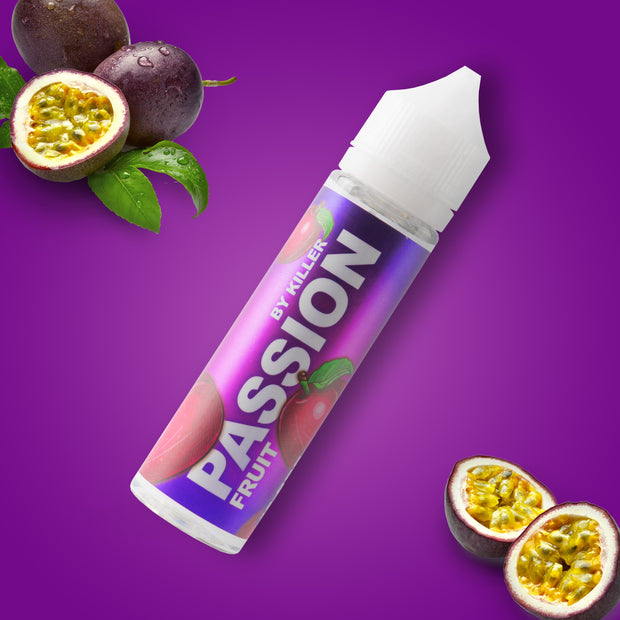 KILLER - Passion Fruit - 60ML -   Eliquid - ELIQUID nastyjuiceindia - NASTYJUICE Nasty Juice India nastyjuiceindia