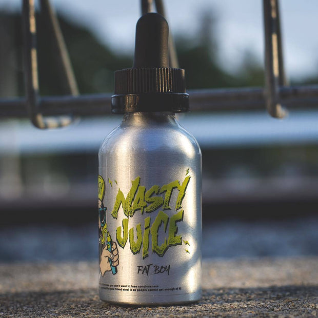 Fat Boy - Green Ripe Mango - 60ML -   Eliquid - ELIQUID nastyjuiceindia - NASTYJUICE Nasty Juice India nastyjuiceindia
