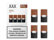 JUUL - CLASSIC TOBACCO (PRE-FILLED) POD | CARTRIDGE 5% -   Eliquid - ELIQUID nastyjuiceindia - NASTYJUICE Nasty Juice India nastyjuiceindia