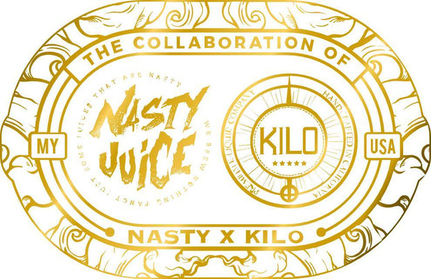 BUY ONE GET ONE FREE - Nasty X Kilo Gambino - Dessert Mix - 60ML - Limited Edition -   Eliquid - ELIQUID nastyjuiceindia - NASTYJUICE Nasty Juice India nastyjuiceindia