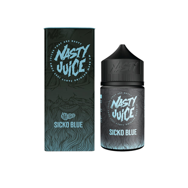 Nasty Berry - Sicko Blue - 60ML -   Eliquid - ELIQUID nastyjuiceindia - NASTYJUICE Nasty Juice India nastyjuiceindia