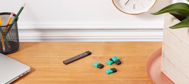 JUUL - COOL MINT (PRE-FILLED) POD | CARTRIDGE 3% - 5% -   Eliquid - ELIQUID nastyjuiceindia - NASTYJUICE Nasty Juice India nastyjuiceindia