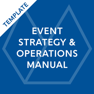 Event Strategy & Operations Manual