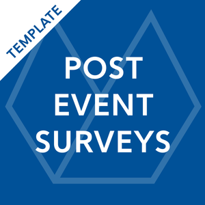 Post Event Surveys