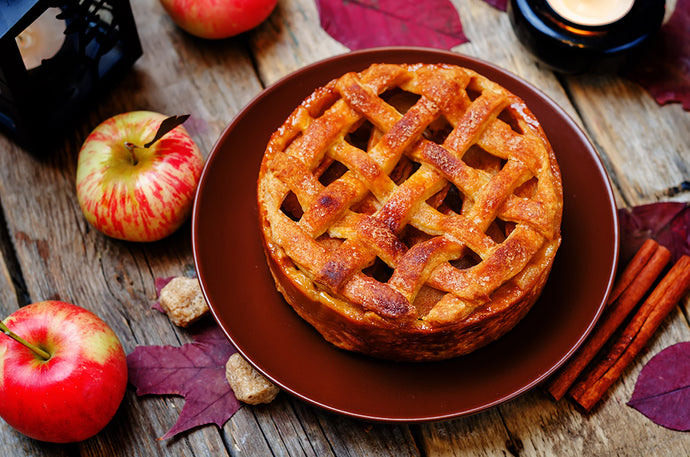 Apple Pie Recipe for National Apple Pie Day!
