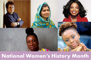 Women's History Month - Inspiring Women Today