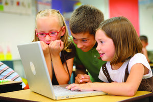 Bridging The Digital Divide, a Study on Bilingual Children and Other