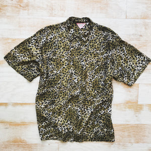 Olive Safari Shirt