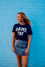 Black Game Day Tee