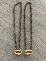 Mae Clasp Necklace