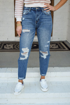 Ultimate Mom Jeans