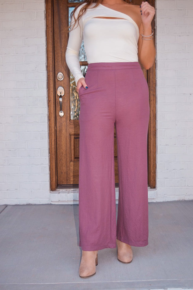 Julia Wide Leg Pants