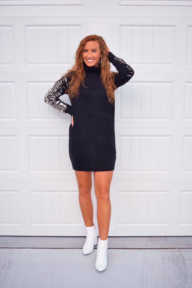 Sparkle All Day Dress