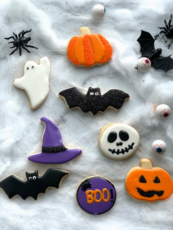 BakesyKit Halloween Cookie Mix Kit