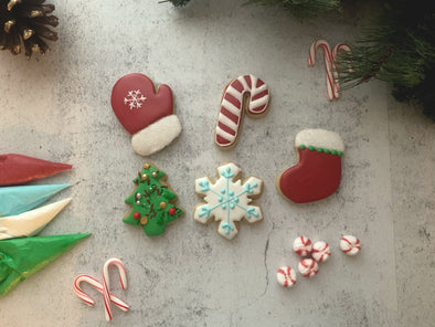 BakesyKit Holiday Cookie Kit (Mix)