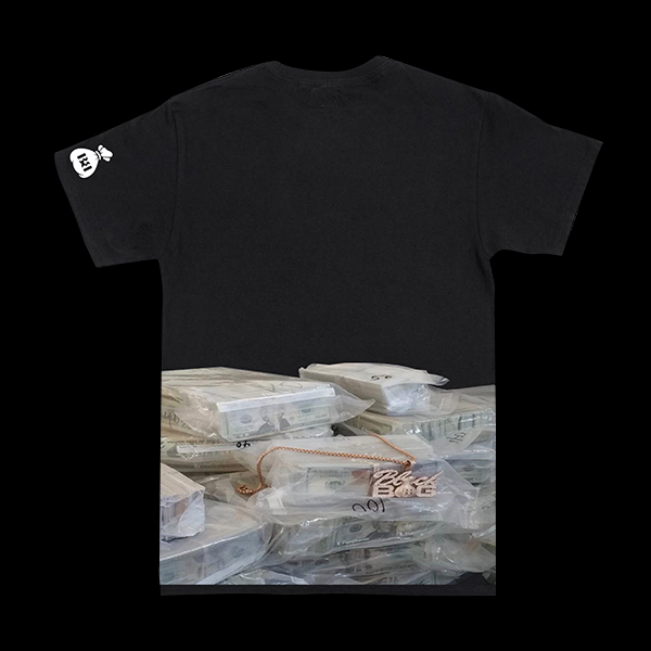 Black Bag Million Dollar Shirt