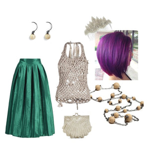 Festival Style Mermaid Halloween Costume Style Guide