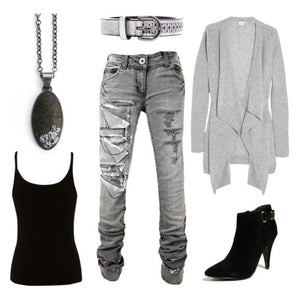 Edgy Greys Style Guide
