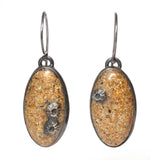 Shoreline Earrings - Golden Sand
