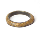 Curved Jetty Ring - Size 8