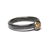 Sand Dot Ring - Large Grain - Size 8.5