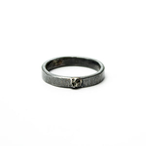 Silver Single Barnacle Ring - Size 6