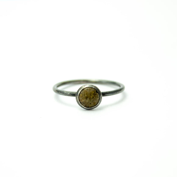 Stacking Ring - Brown - Size 6
