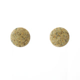 Large Sand Earrings - Light Sand Blend