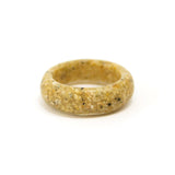 Sand Band Ring - Cabo Gold Sand