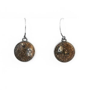 Lagoon Earrings - French Sand