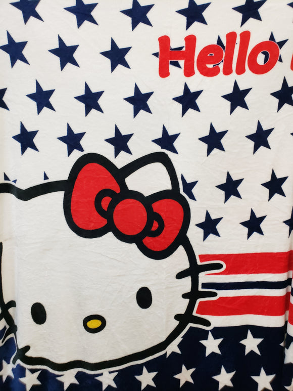 HELLO KITTY Throwing Blanket