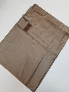 Louis Vuitton MONOGRAM BANDEAU silk scarf Light Brown