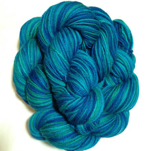 Sport weight alpaca/merino blend yarn