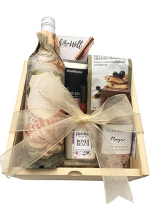 Christmas, Mother's Day, Birthdays, Valentines Day, Anniversary - Wish Them Well Gift Hampers Sydney