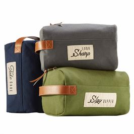 Mud Pie Men's Dopp Kit