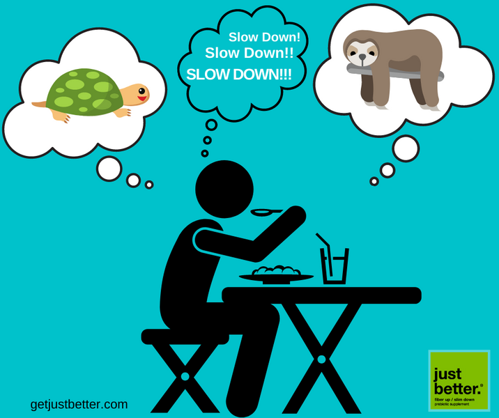 Could Slowing Down be the Key to Weight Loss?