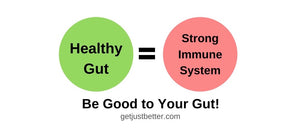 Healthy Gut = Strong Immune System