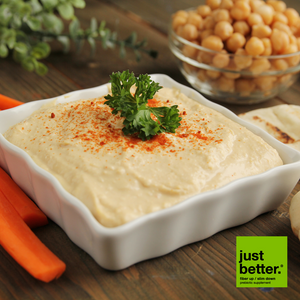 RECIPE - just better.®️ hummus