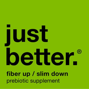 just better. prebiotic fiber supplement