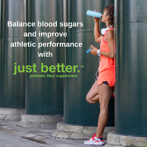 Balance blood sugars and improve athletic performance.