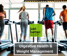 Digestive health and weight management